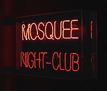 KADER ATTIA | Mosquee / Night Club