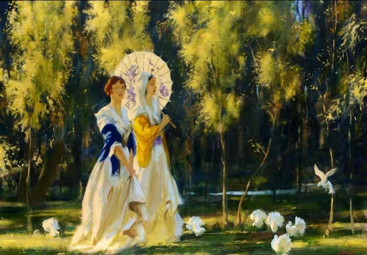 ARCHIBALD GEORGE BARNES, 1887-1972