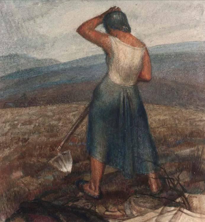ROBERT AUSTIN, R.A., P.R.E., P.R.W.S., 1895-1973