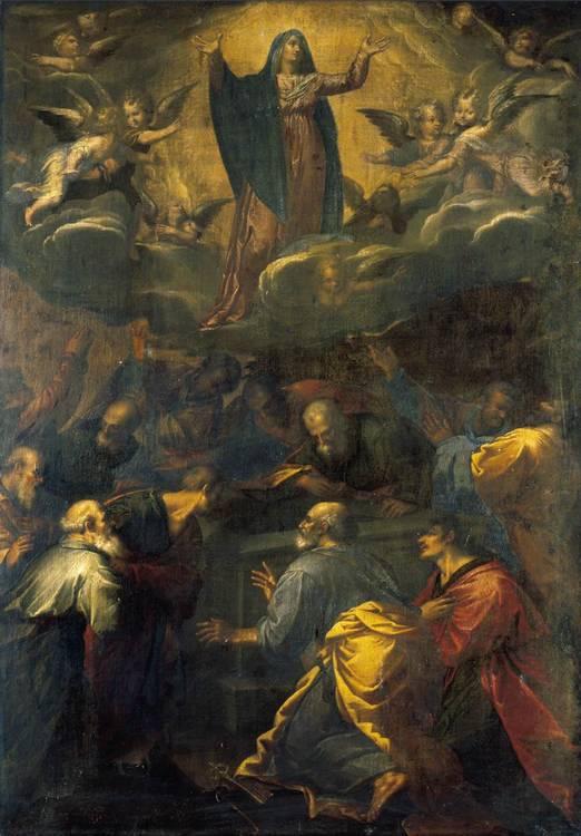 GIROLAMO MUZIANO BRESCIA 1532 - 1592 ROME