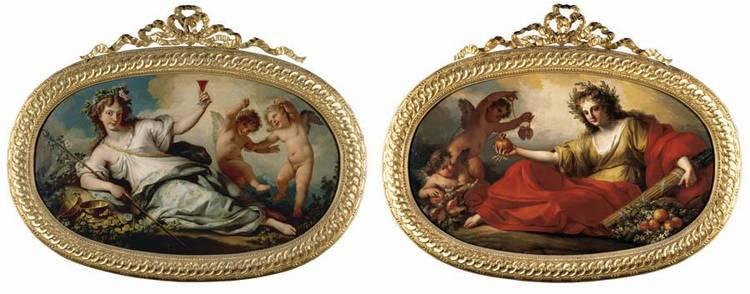FEDELE FISCHETTI NAPLES 1732 - 1792