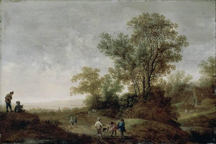 PIETER JANSZ. VAN ASCH DELFT 1603 - 1678