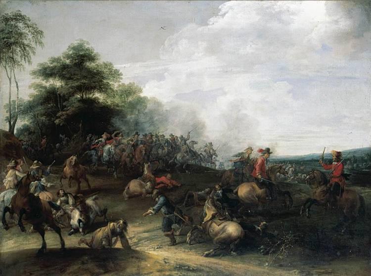 PIETER SNAYERS ANTWERP BAPT 1592 - 1667 BRUSSELS