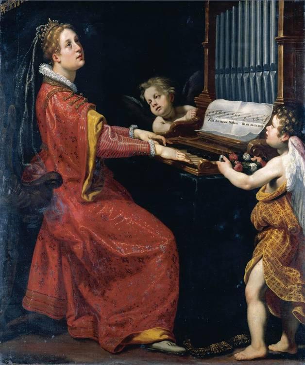 MATTEO ROSSELLI FLORENCE 1578 - 1650