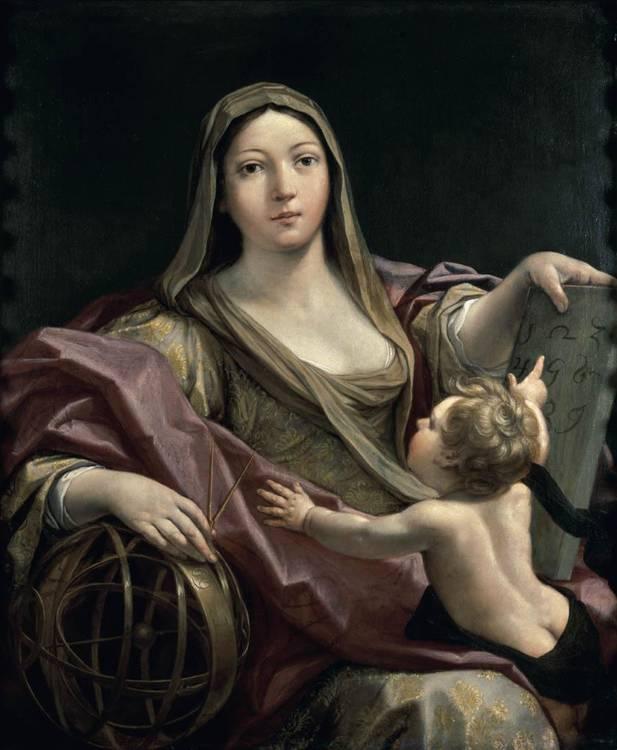 f - GIOVANNI ANDREA SIRANI BOLOGNA 1610 - 1670