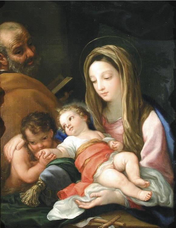 GIUSEPPE BARTOLOMEO CHIARI LUCCA OR ROME 1654 - 1727 ROME