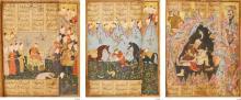 FIRDAUSI (D.1020 AD), SHAHNAMEH, PERSIA, TIMURID, DATED 900 AH/1494-95 |