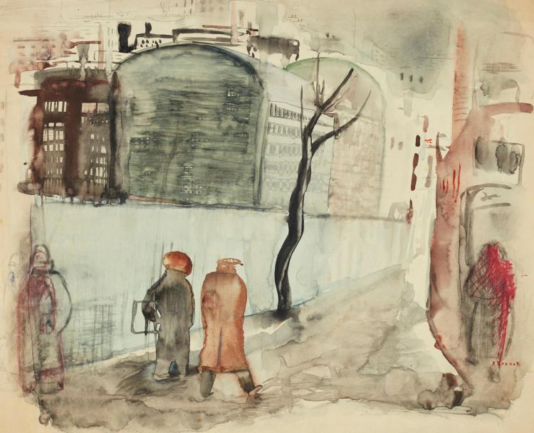 ALEXANDER NIKOLAEVICH KOZLOV | Cityscape