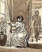 THOMAS STOTHARD LONDON 1755 - 1834, Thomas Stothard, Click for value