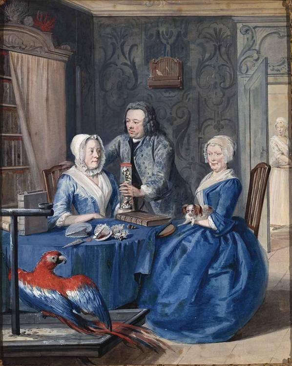 AERT SCHOUMAN DORDRECHT 1710 - 1792 THE HAGUE