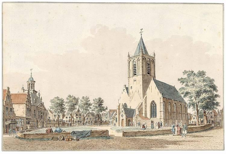 CORNELIS PRONK AMSTERDAM 1691 - 1759