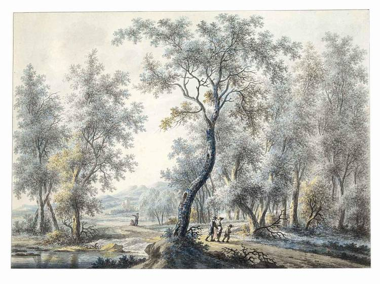 NICOLAS WICART UTRECHT 1748 - 1815