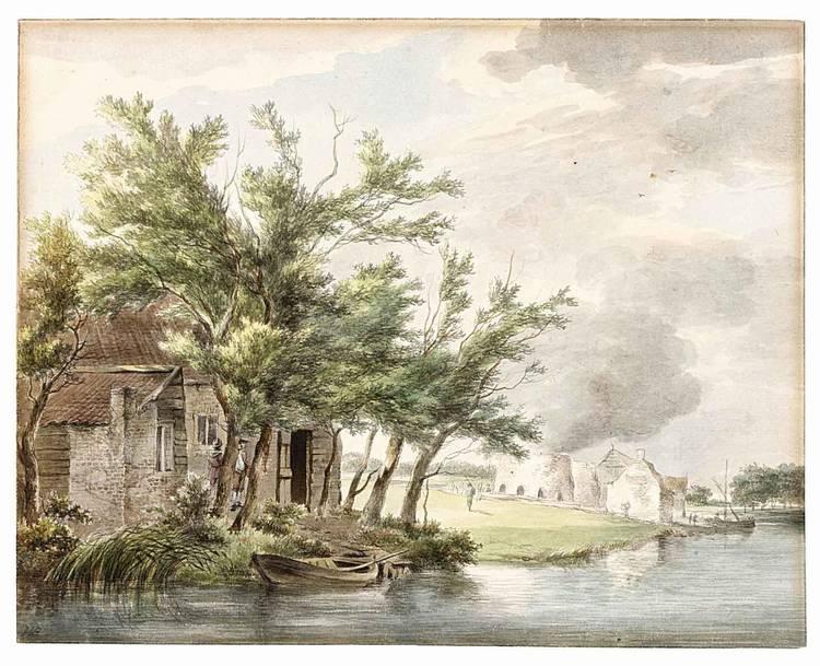 HERMANUS VAN BRUSSEL HAARLEM 1763 - 1815 UTRECHT