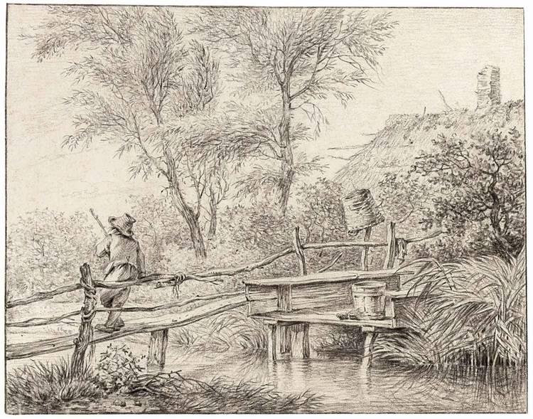 HERMANUS FOCK AMSTERDAM 1766 - 1822 FRANEKER