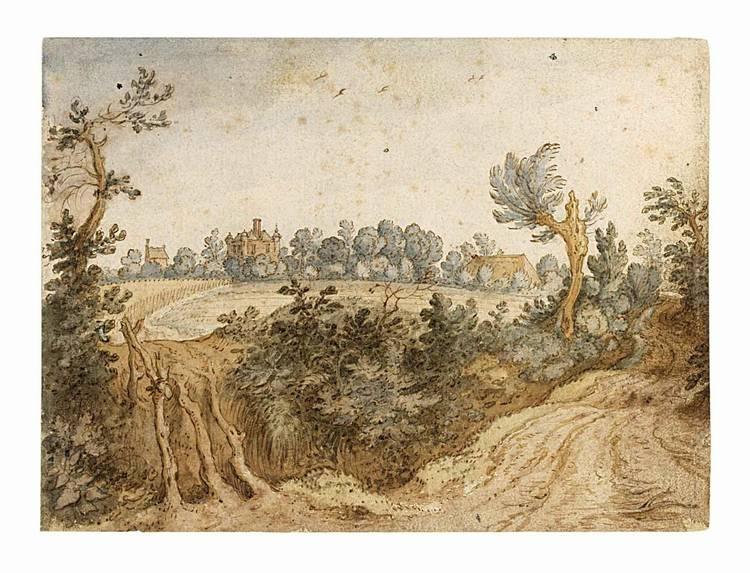 JAN WILDENS ANTWERP 1584 - 1653