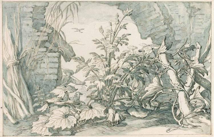 ABRAHAM BLOEMAERT GORINCHEM 1566 - 1651 UTRECHT