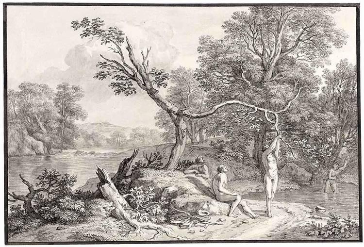ISAAC DE MOUCHERON AMSTERDAM 1667 - 1744