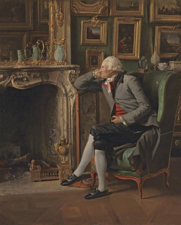 * HENRI-PIERRE DANLOUX PARIS 1753 - 1809