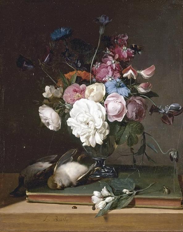 * LOUIS-LÉOPOLD BOILLY LA BASSÉE NEAR LILLE 1761-1845 PARIS