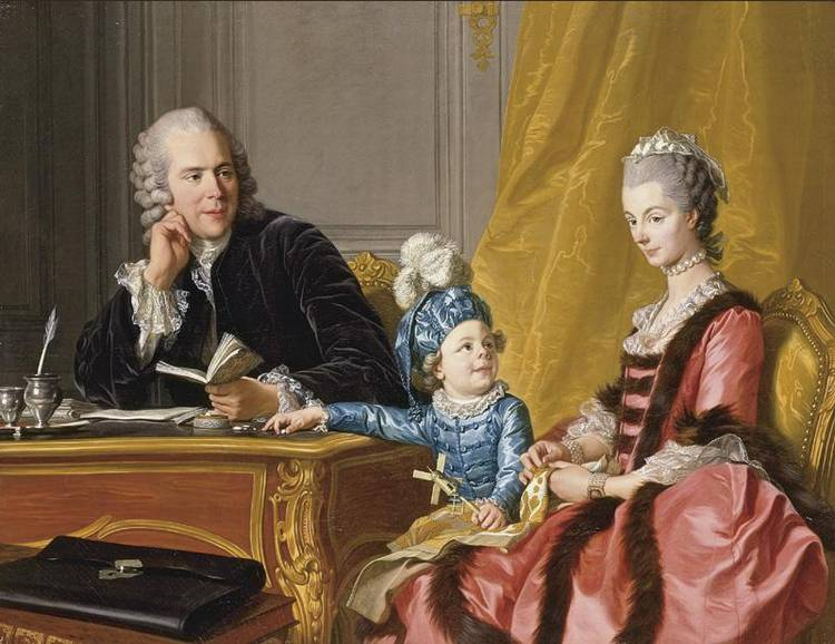 u - * LOUIS-MICHEL VAN LOO TOULON 1707 - 1771 PARIS