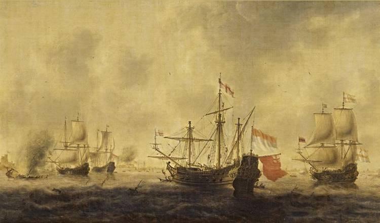 * JACOB ADRIAENSZ. BELLEVOIS ROTTERDAM 1621 - 1676