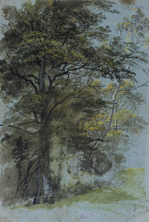 JOHANN JAKOB DORNER THE YOUNGER MUNICH 1775 - 1852