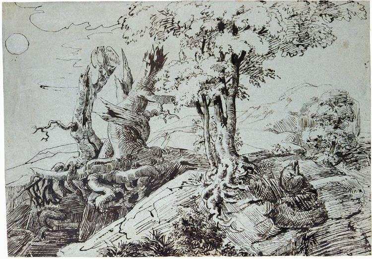 LUDWIG EMIL GRIMM HANAU 1790 - 1863 KASSEL