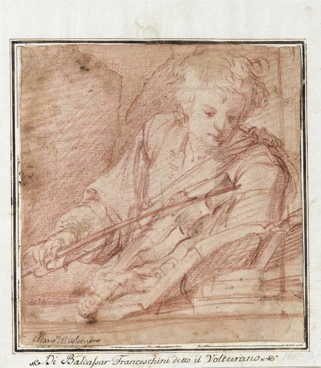 BALDASSARE FRANCESCHINI, CALLED IL VOLTERRANO VOLTERRA 1611 - 1689 FLORENCE