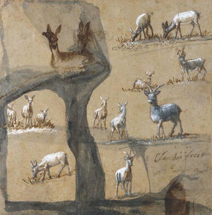 CLAUDE GELLÉE, CALLED CLAUDE LORRAIN CHAMAGNE, LORRAINE 1604/5 - 1682 ROME