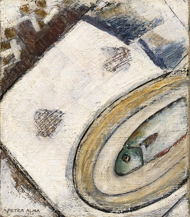 PETER ALMA (1886-1969)