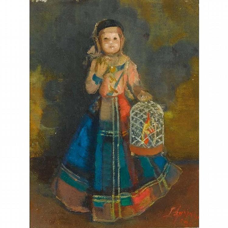 LIZZY ANSINGH DUTCH 1875-1959