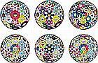 MURAKAMI TAKASHI | Flowerball Series and other(six works)