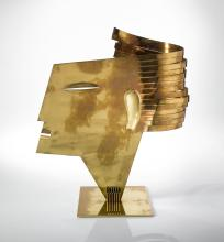 FRANZ HAGENAUER | A Monumental Female Head