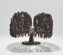 HARRY BERTOIA | Untitled (Bush)