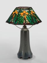 NEWCOMB COLLEGE | A Rare Table Lamp