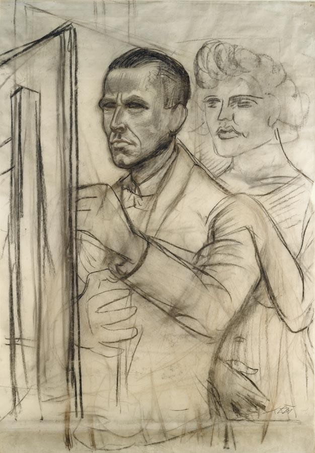 Connu Otto Dix Artwork for Sale at Online Auction | Otto Dix Biography  FC18