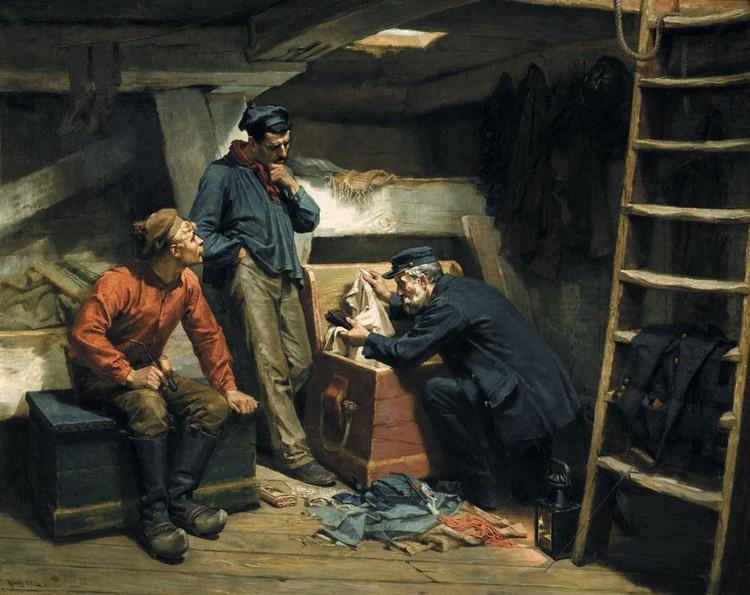 RALPH HEDLEY 1851-1913