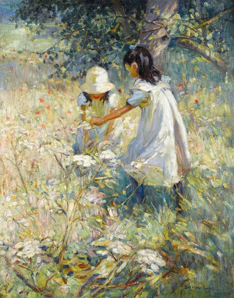 DOROTHEA SHARP 1874-1955