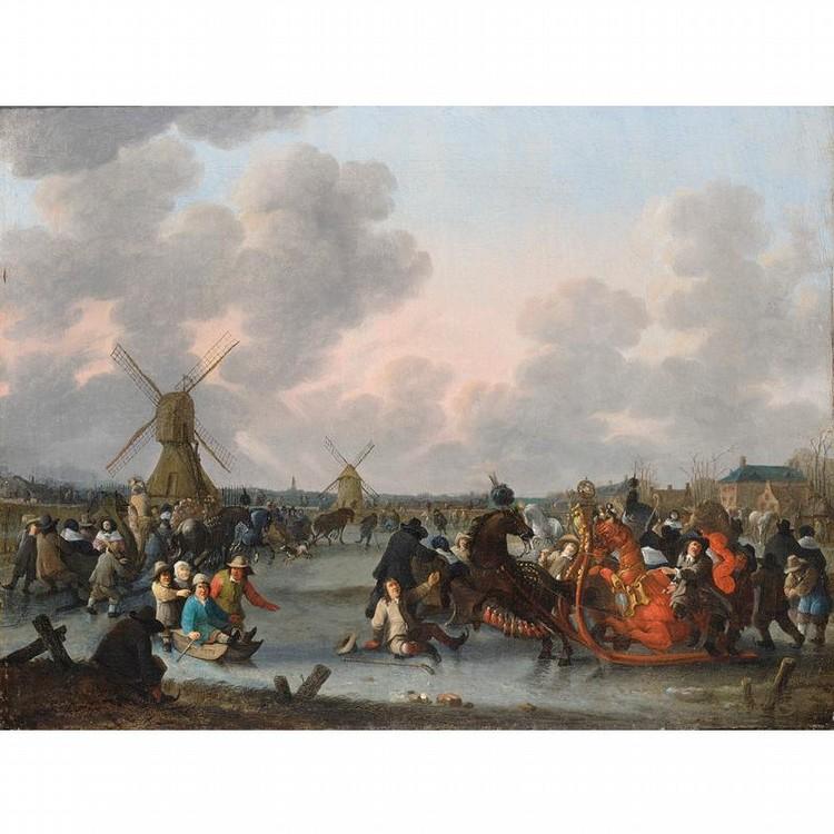HENDRICK DE MEIJER ROTTERDAM, CIRCA 1620 - BEFORE 1698
