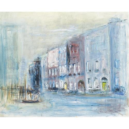 Patrick Collins, H.R.H.A. 1911 - 1994 , 5 belvedere place