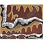 GEORGE MUNG MUNG , TICKELARA COUNTRY (JARLARLOON) 1990, George Mung Mung, Click for value