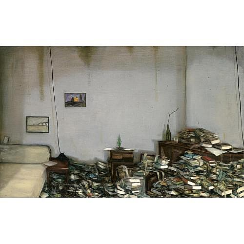 m - Nigel Cooke , Books