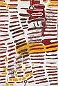 TJUMPO TJAPANANGKA , CIRCA 1930-2006 MARUWAH Synthetic polymer paint on linen, Tjumpo Tjapanangka, Click for value