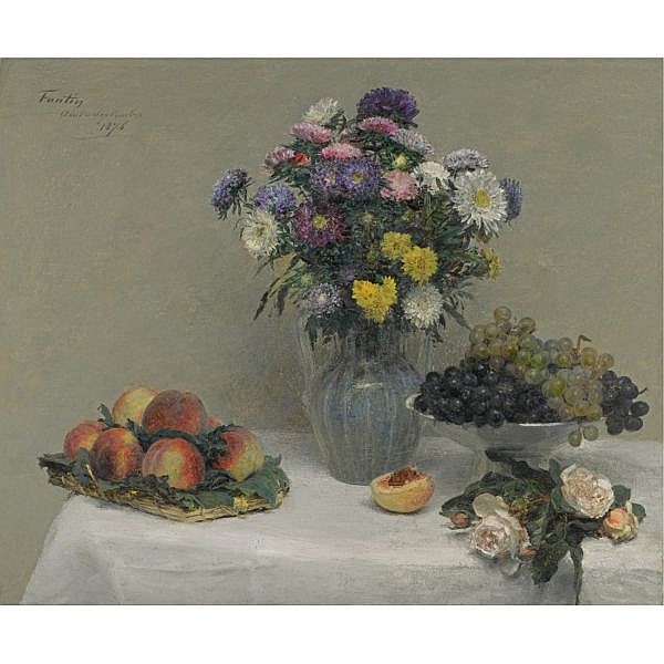 Henri Fantin-Latour , 1836-1904 