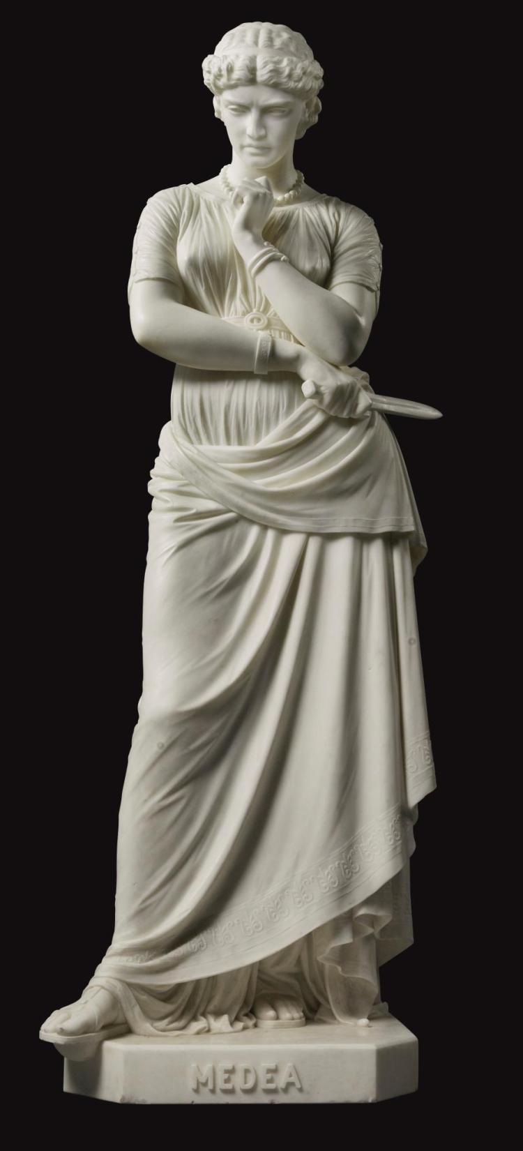 WILLIAM WETMORE STORY<BR> | Medea