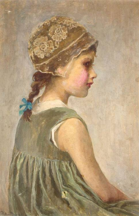 HELEN HOWARD MARGETSON, B.1860
