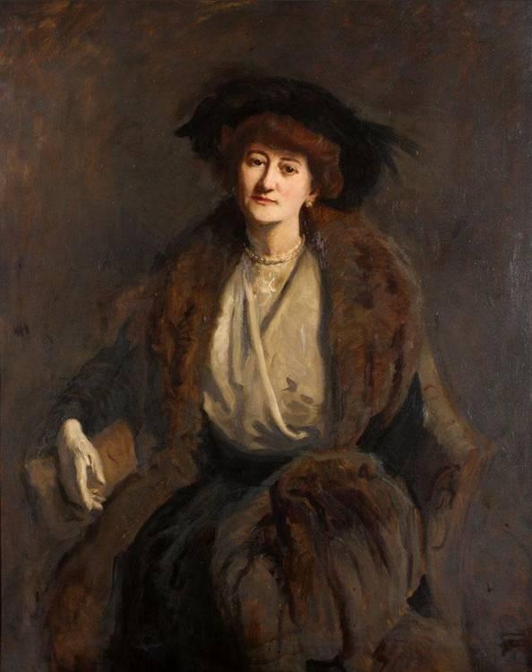 w - REGINALD GRANVILLE EVES, R.A., 1876-1941