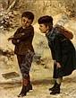 ALBERT ROOSENBOOM, BELGIAN 1845-1875, Albert Roosenboom, Click for value