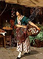 FRANZ RUBEN, AUSTRIAN 1842-1920, Franz Leo Ruben, Click for value