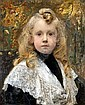 EDGARD MAXENCE, FRENCH 1871-1954, Edgar Maxence, Click for value